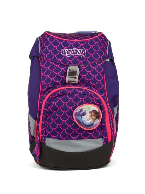 Ergobag Prime Skoletaske Pearl DiveBear - med koden : skolestart får du 10% rabat på ikke nedsatte skoletasker og tilbehør.