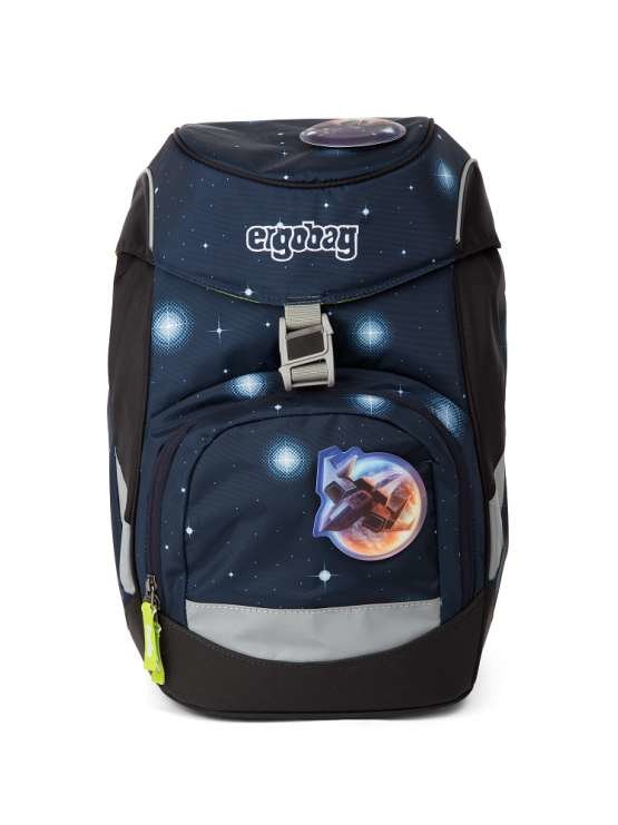 Ergobag Prime Skoletaske AtmosBear - med koden : skolestart får du 10% rabat på ikke nedsatte skoletasker og tilbehør.