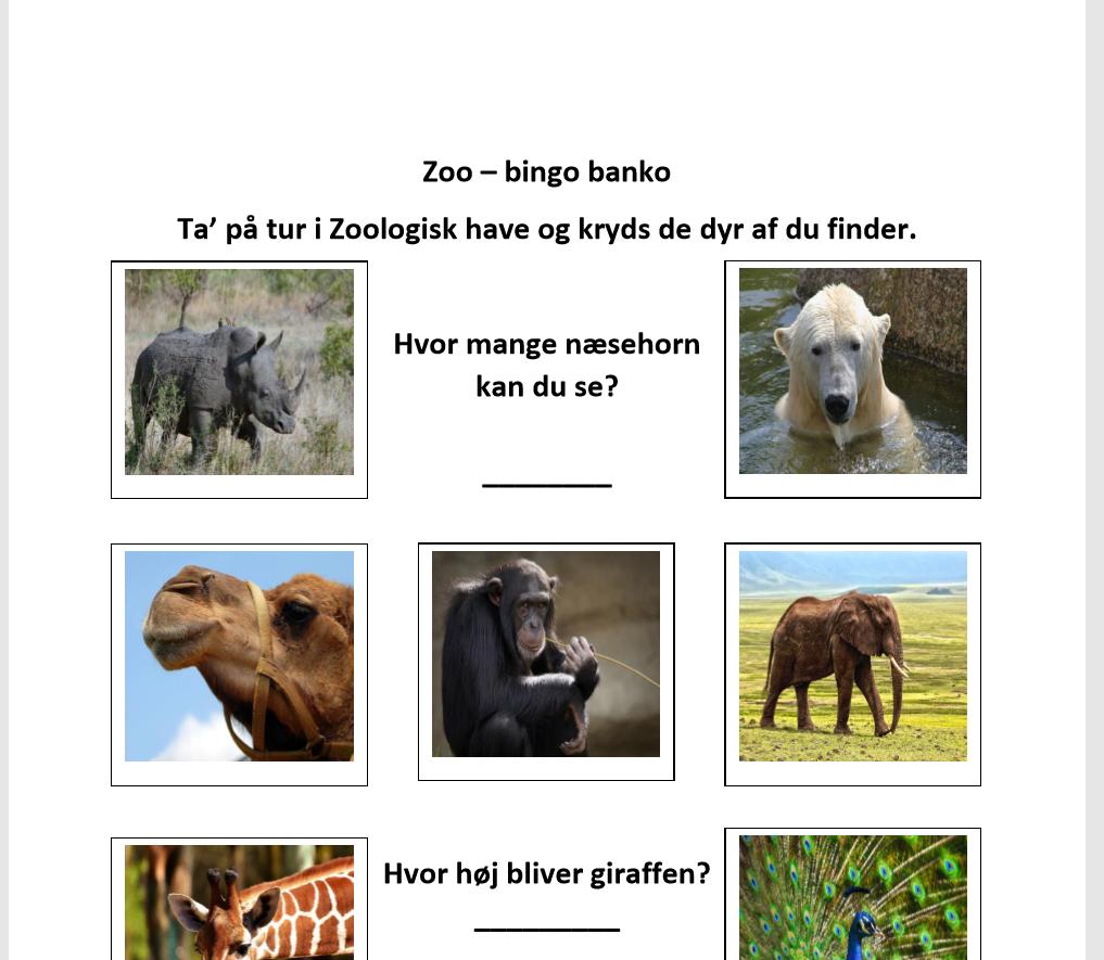 zoologiskhave