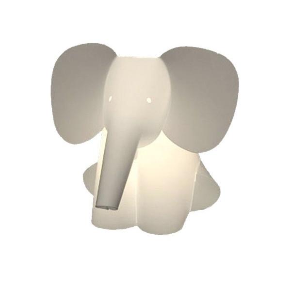 Zoolight Elefant - Børne lampe