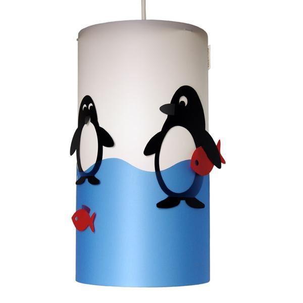 Pingvin Børne - Happylight - Pendel