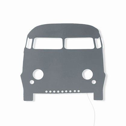 FERM LIVING - CAR LAMP MØRKEGRÅ