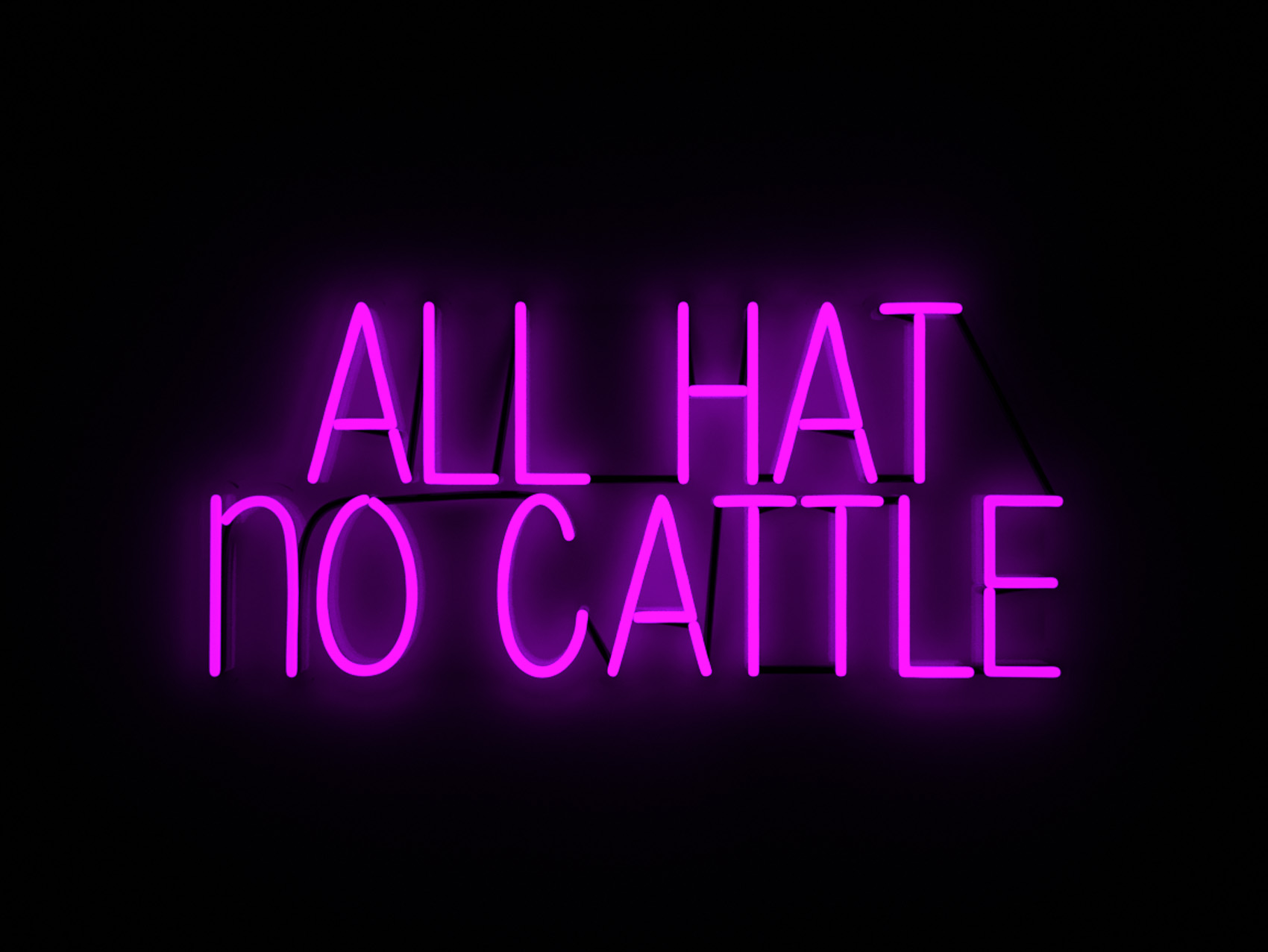 All Hat No Cattle