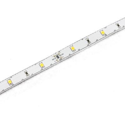 - 120 chips/9.6w per meter120 Degree Beam Angle, 388 - 472 Lumen Output, IP22, 5 Year Warranty on All LED Strip, PC-Board Pre-tinned Solder Points Higher Quality than Industry Standard, 3M Tape, Batched / Binning of all Chips 30 Meter Rolls, for Non-waterproof 5 Meter Rolls for Waterproof IP options: Silicone extrusion (IP68)