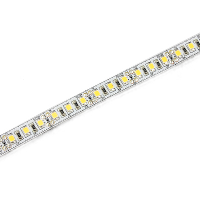 - 60 CHips/4.8W PER METER120 Degree Beam Angle, 216 - 300 Lumen Output, IP22, 5 Year Warranty on All LED Strip, PC-Board Pre-tinned Solder Points Higher Quality than Industry Standard, 3M Tape, Batched / Binning of all Chips 30 Meter Rolls, for Non-waterproof 5 Meter Rolls for Waterproof IP options: Silicone extrusion (IP68)