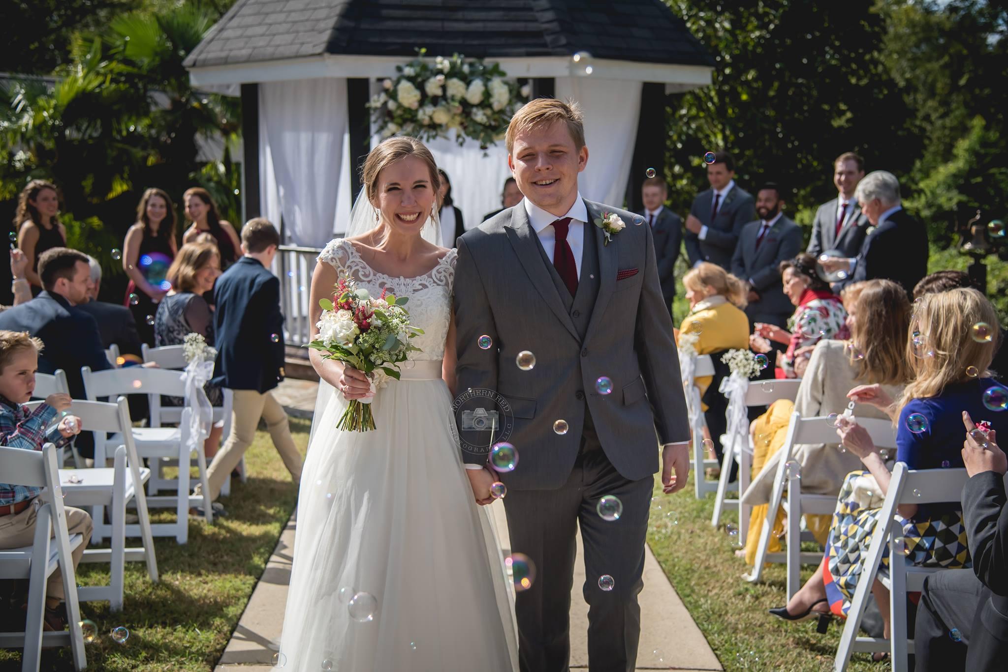 South Carolina Wedding | Northern Red Photography