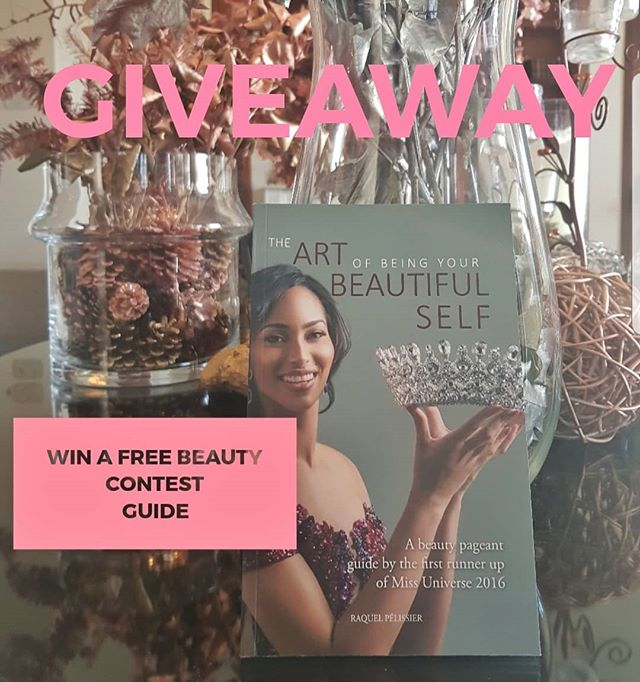 "⚠️#GIVEAWAY #ALERT⚠️ Hello Queens 👑 I have decided to give to one of my followers an autographed copy of my beauty contest guide ""The Art of Being Your Beautiful Self"" as a gift. HOW TO ENTER:  1. Follow @roadtomissuniverse and @roadtomissusa 2. Like/Comment on this giveaway post in all three accounts. 3. Tag 3 friends in this giveaway post in all three accounts. This giveaway is not sponsored by Instagram. Must be 18 or older to enter. We ship worldwide. The winner will be chosen randomly and will be announced on May 20th at 12PM EST on our Instagram Story. Good luck Queens❤"