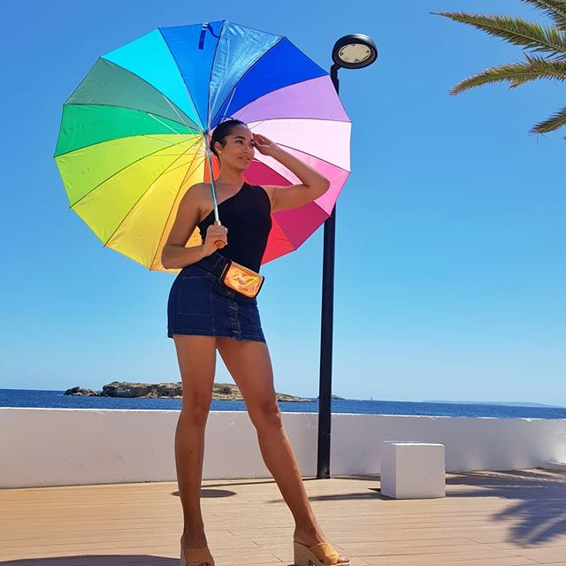 Ibiza Gay Pride is right around the  corner. I will always stand by all movement for acceptance and inclusion.To the LGBT community, know that you are loved❤ #ibizagaypride19 #lovewins