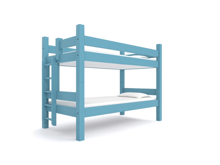Custom Bunk Beds For Adults Kids Wooden Bunk Beds