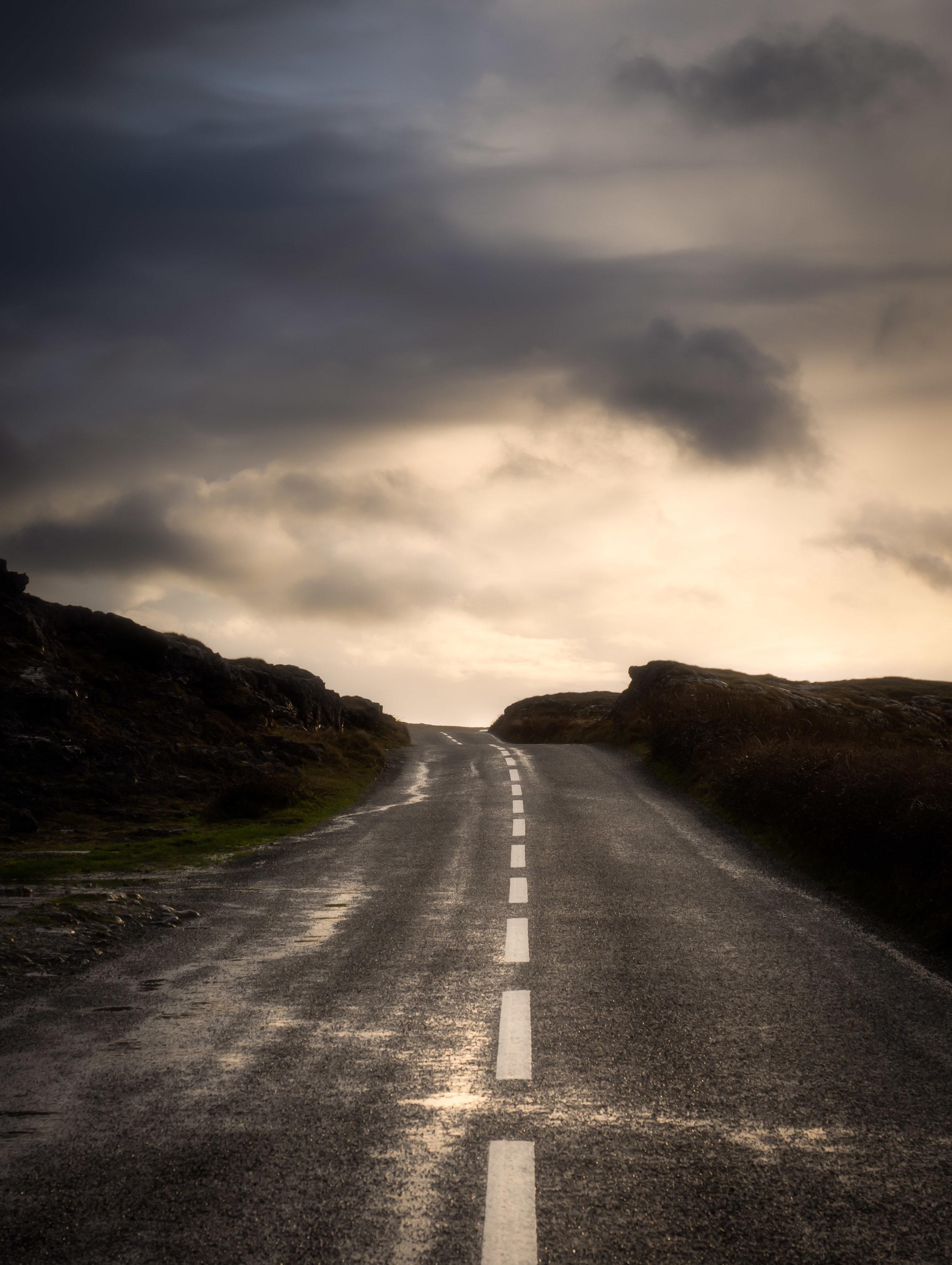 """""""Sunset Road"""""""