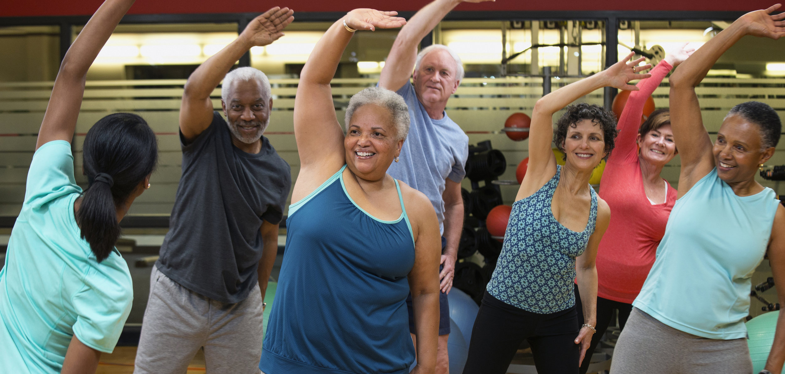 Fitness is as diverse as the individuals. Photo via ACE.org