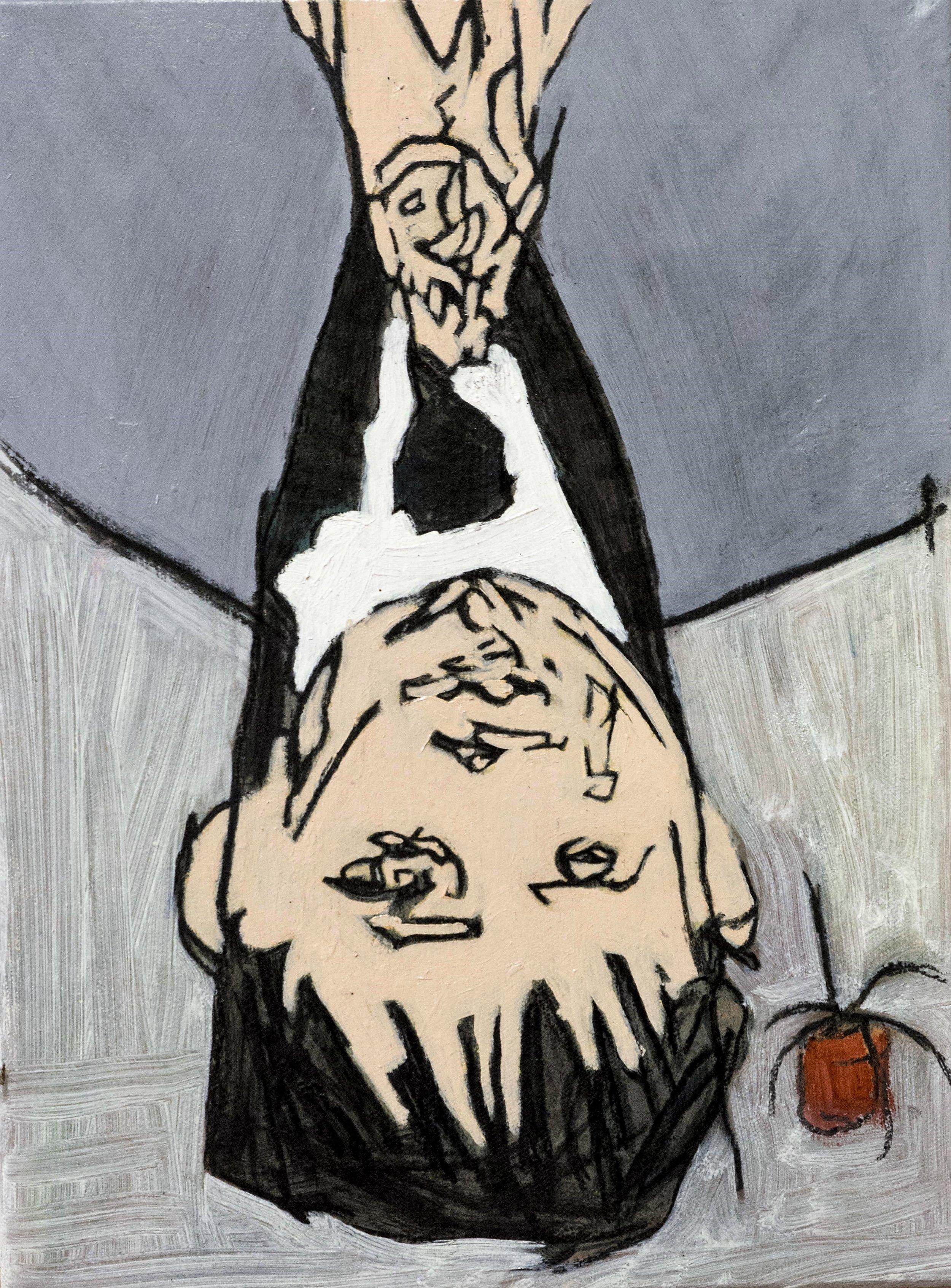 """""""Nun with Pot"""""""