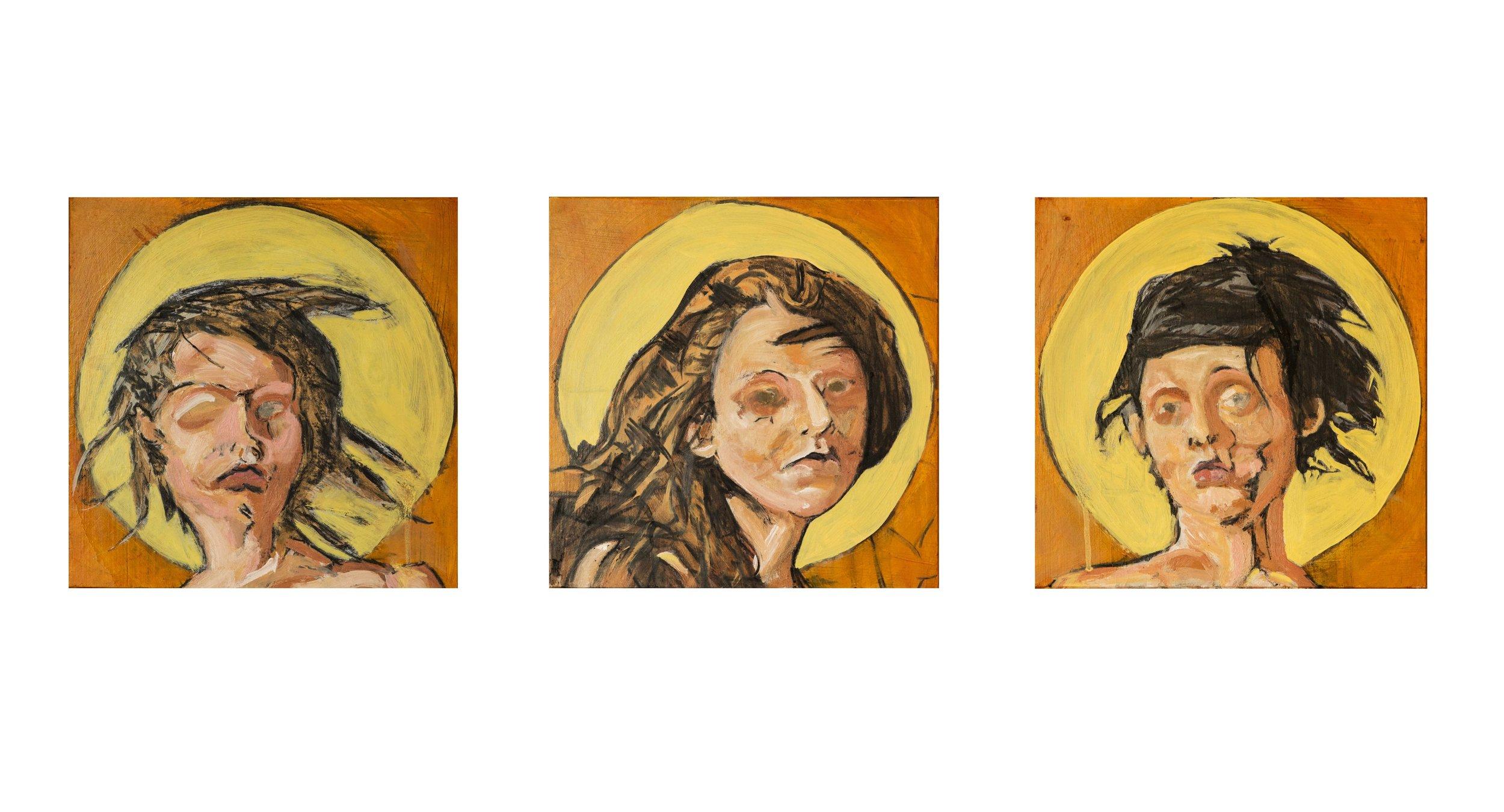 """""""The Three Morrígna"""""""