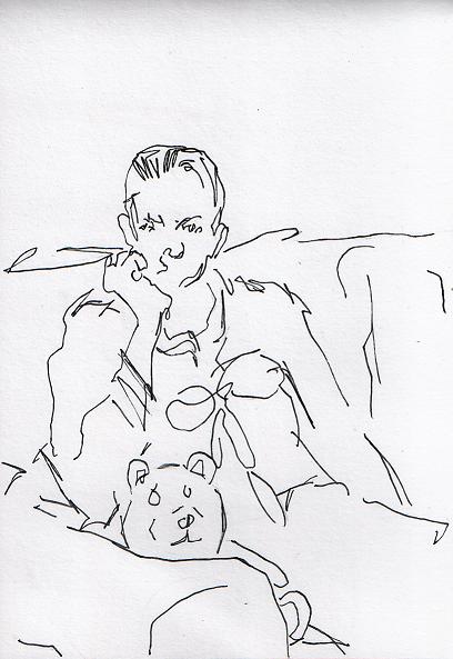 """Childhood Bear"""