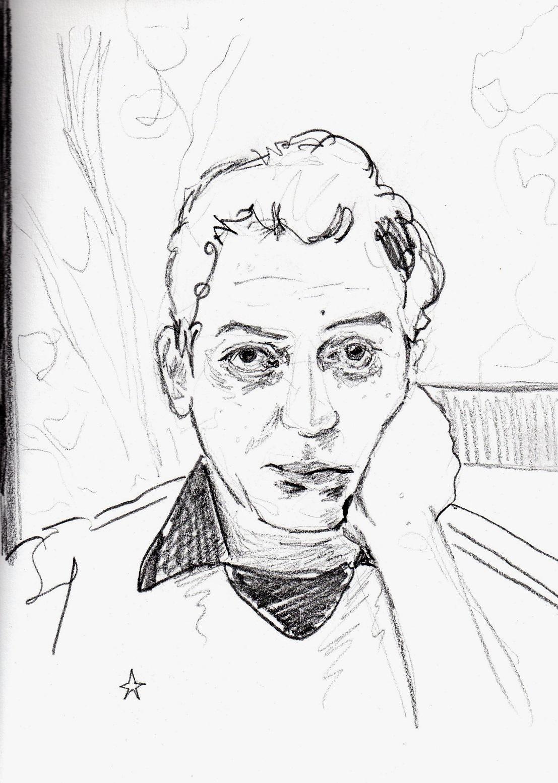 """""""Self Portrait September 14"""""""