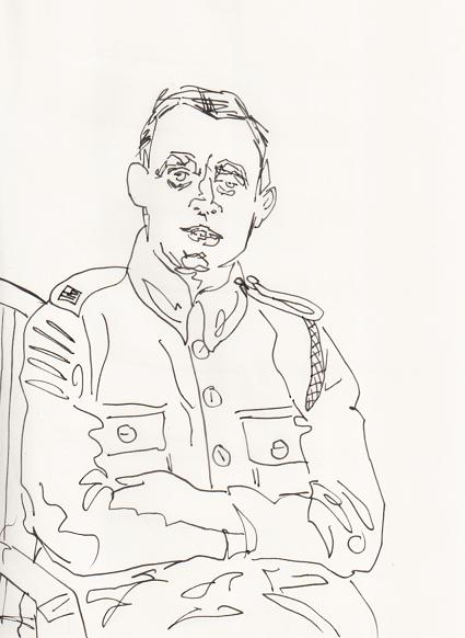 """Soldier Study"""