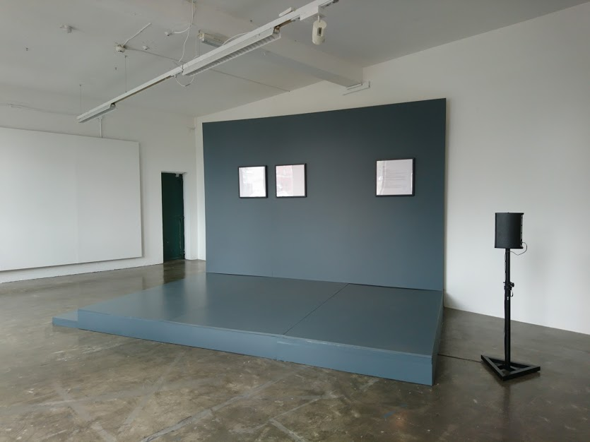 Justine McDonnell at the Golden Thread Gallery, Belfast