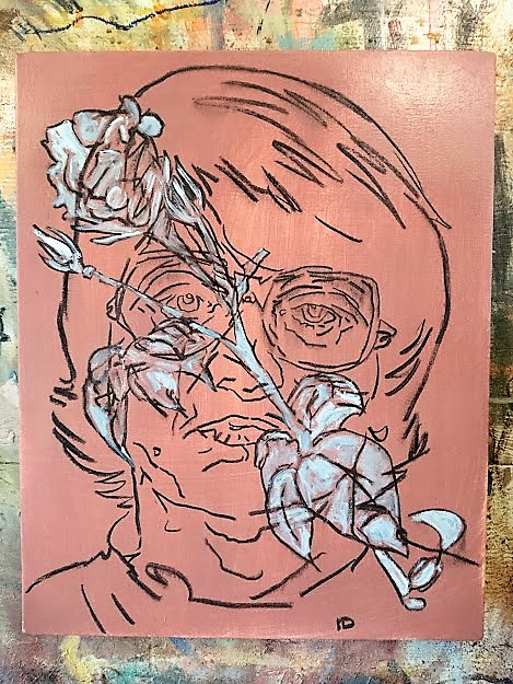 """Rose"" - Work in Progress"