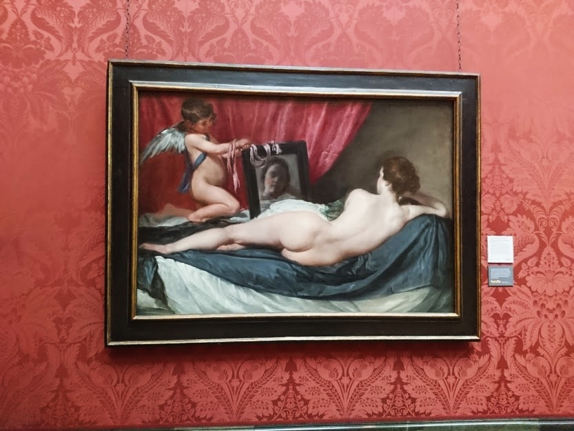 """The Toilet of Venus"" by Velázquez"