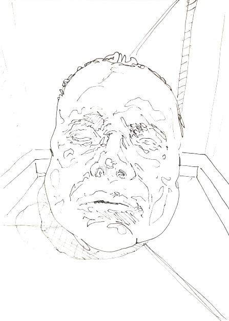 Francis Bacon mask
