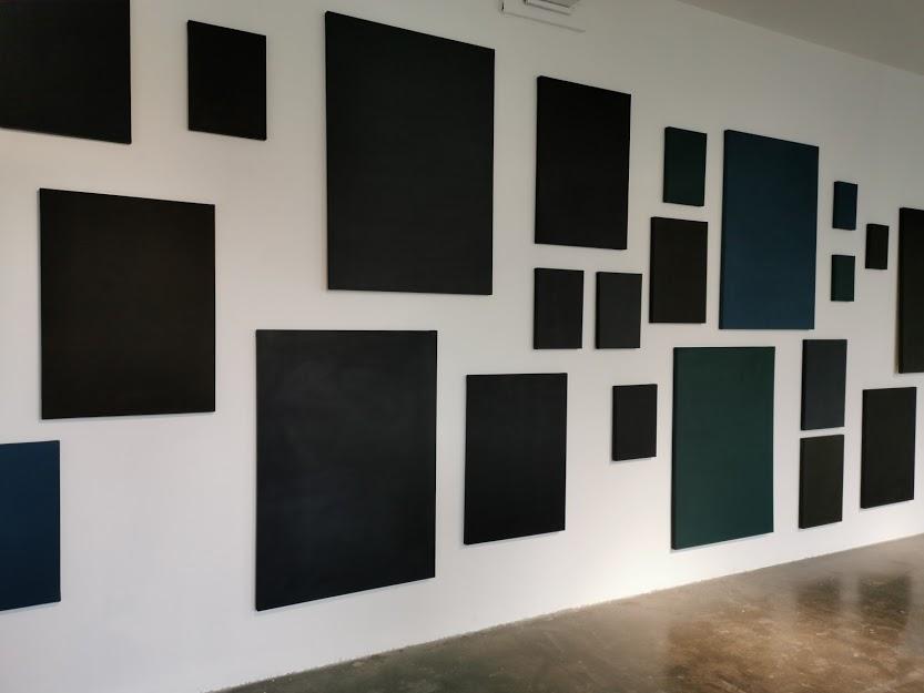 Yvonne Keenan in the Golden Thread Gallery