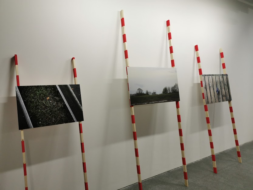 """Off the Rails"" exhibition in Belfast Exposed"
