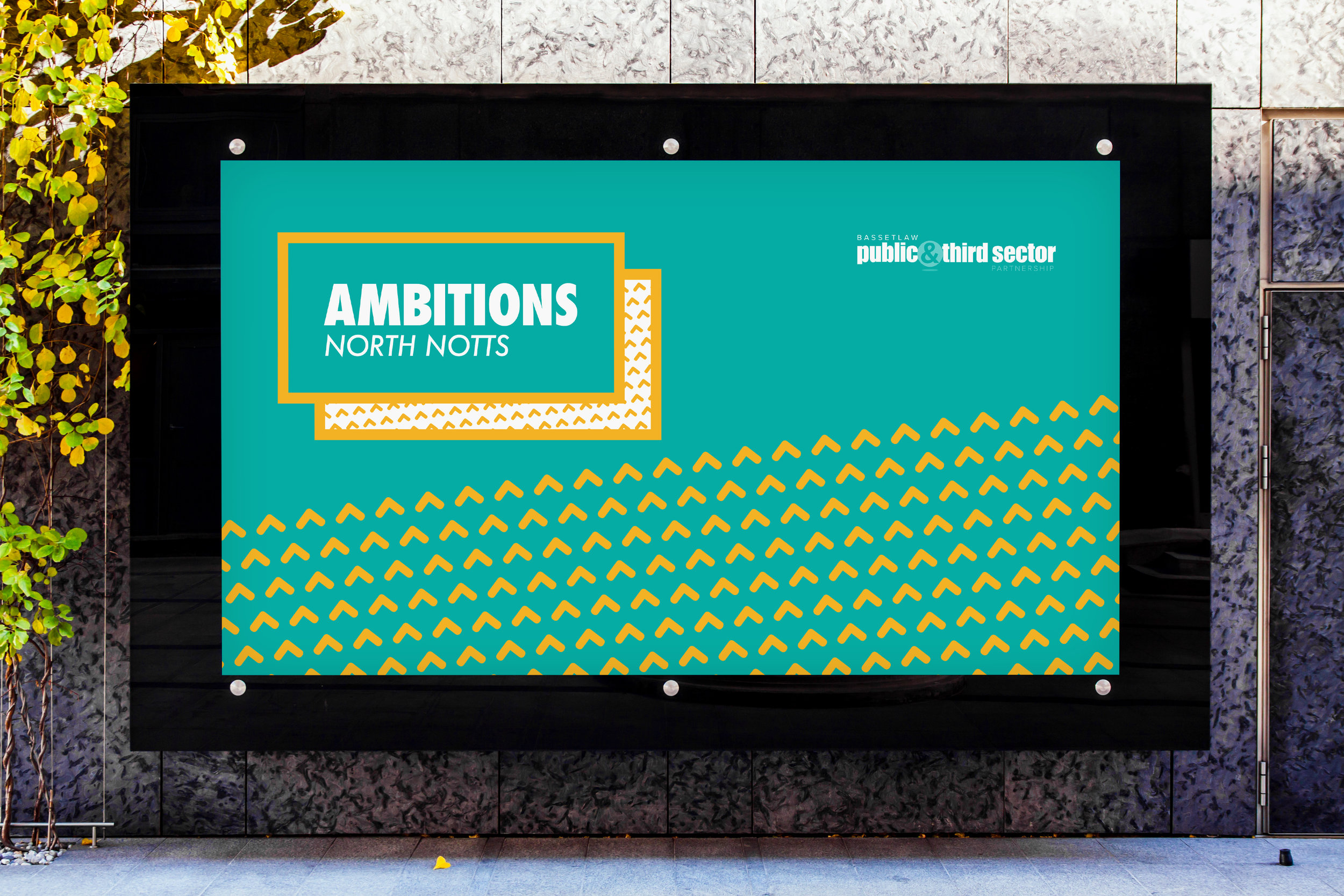 Event Signage Design - Graphic Design Sheffield