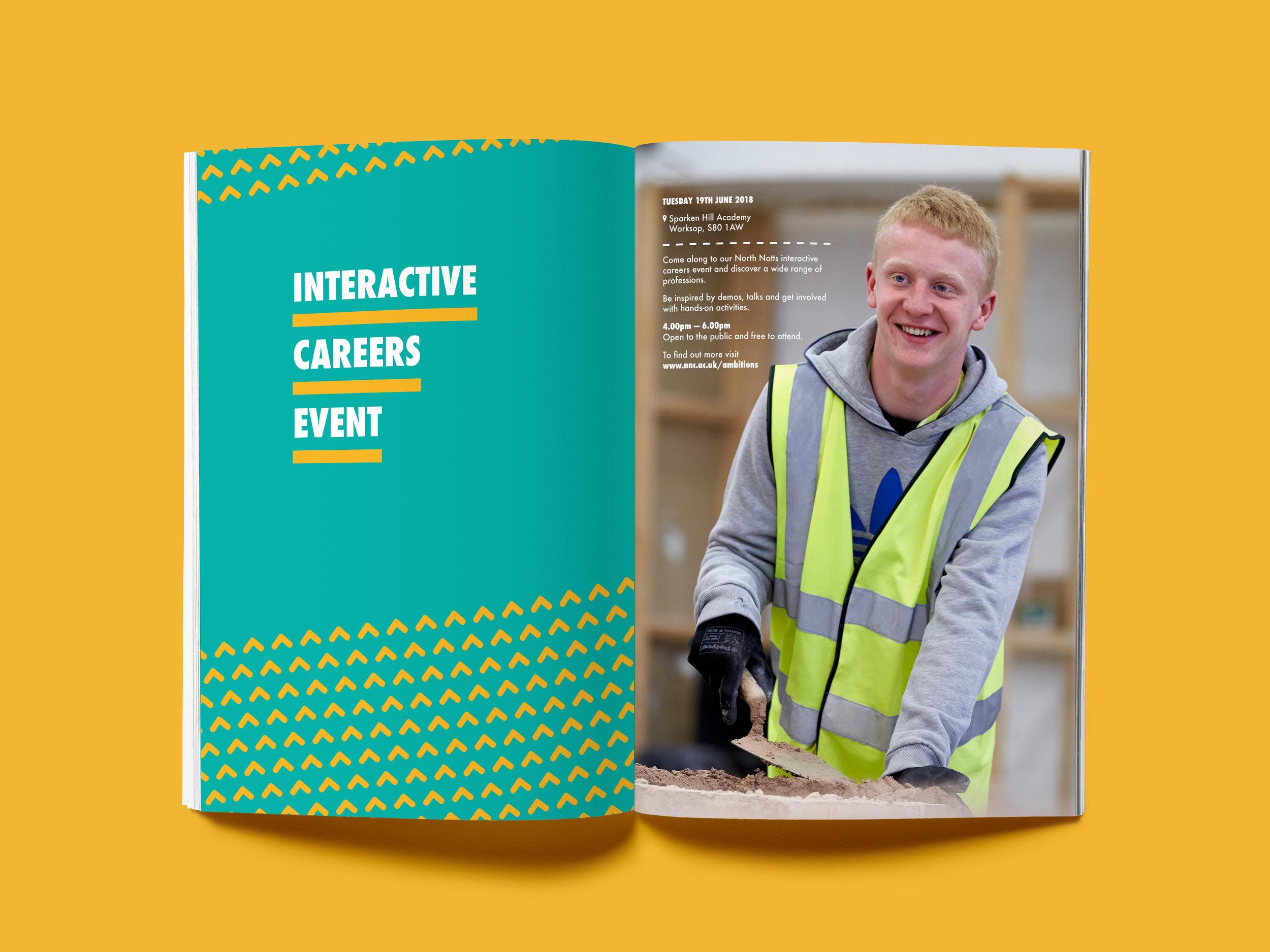 Magazine Design - Graphic Design Sheffield