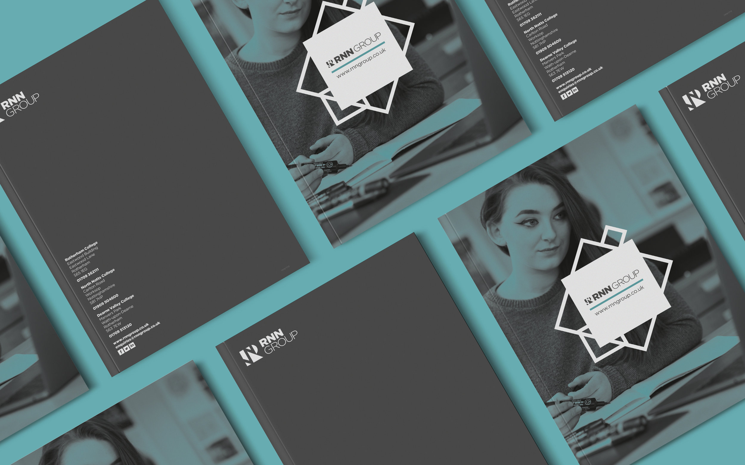 Brochure Design - Graphic Design Sheffield