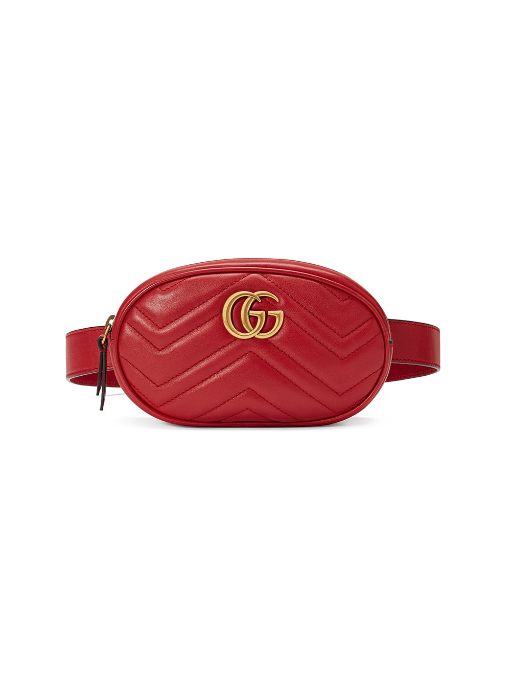 1. The belt bag - Add a splash of colour and go hands free. £795, Farfetch