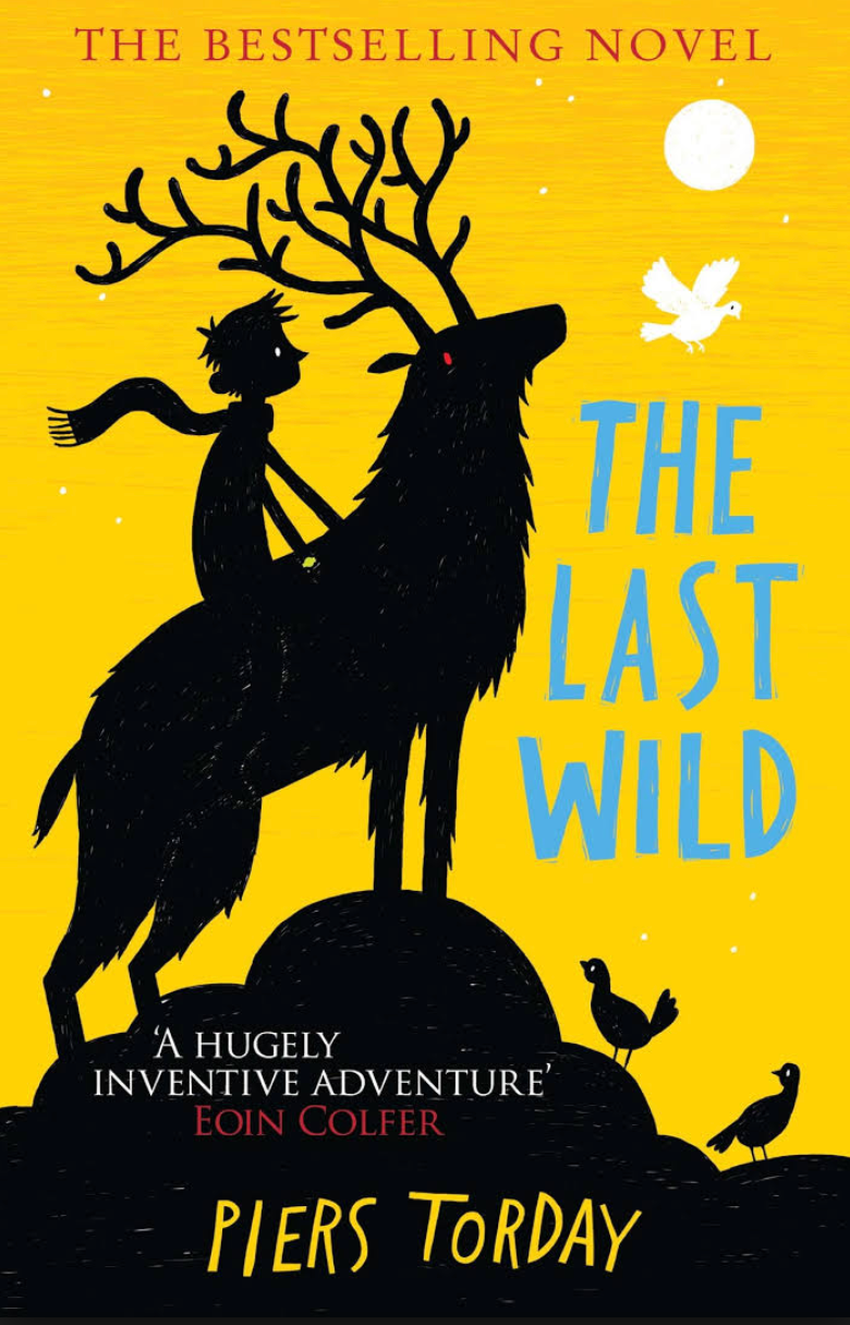 The Last Wild by Piers Torday - I love a good trilogy and this doesn't disappoint – this is a wonderful, sprawling, post-apocalyptic tale, slightly depressing to start with but with a healthy dose of optimism.  Perfect for children who are eco-conscious as highlights the damage (and good) that humans and science can do to our natural world.