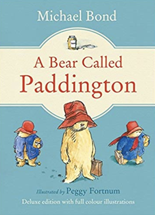 A Bear Called Paddington - By Michael Bond2018 marks 60 years of one of children's literature's favourite bears (another one features below), Paddington Bear is enjoying a new generation of fans thanks to the excellent recent film releases. This is the first of many Paddington books by author Michael Bond, and is such a comfort to re-read. We had the full set of these donated by a parent to our school library recently, and they flew out. A great classic to tuck into with your child at bedtime – my daughter and I are perfecting our 'hard stare'.