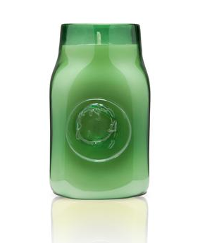 Gardenia Shadow candle