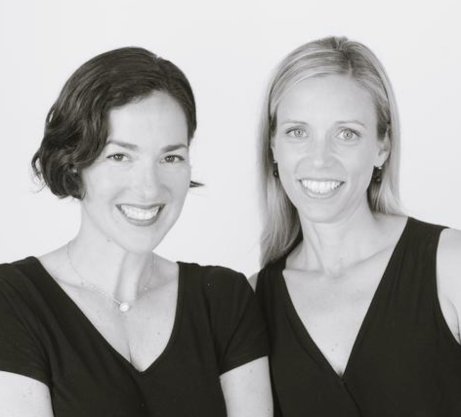 Amanda de Vaulx and Lisa Colombera, co-founders of MyTwirl