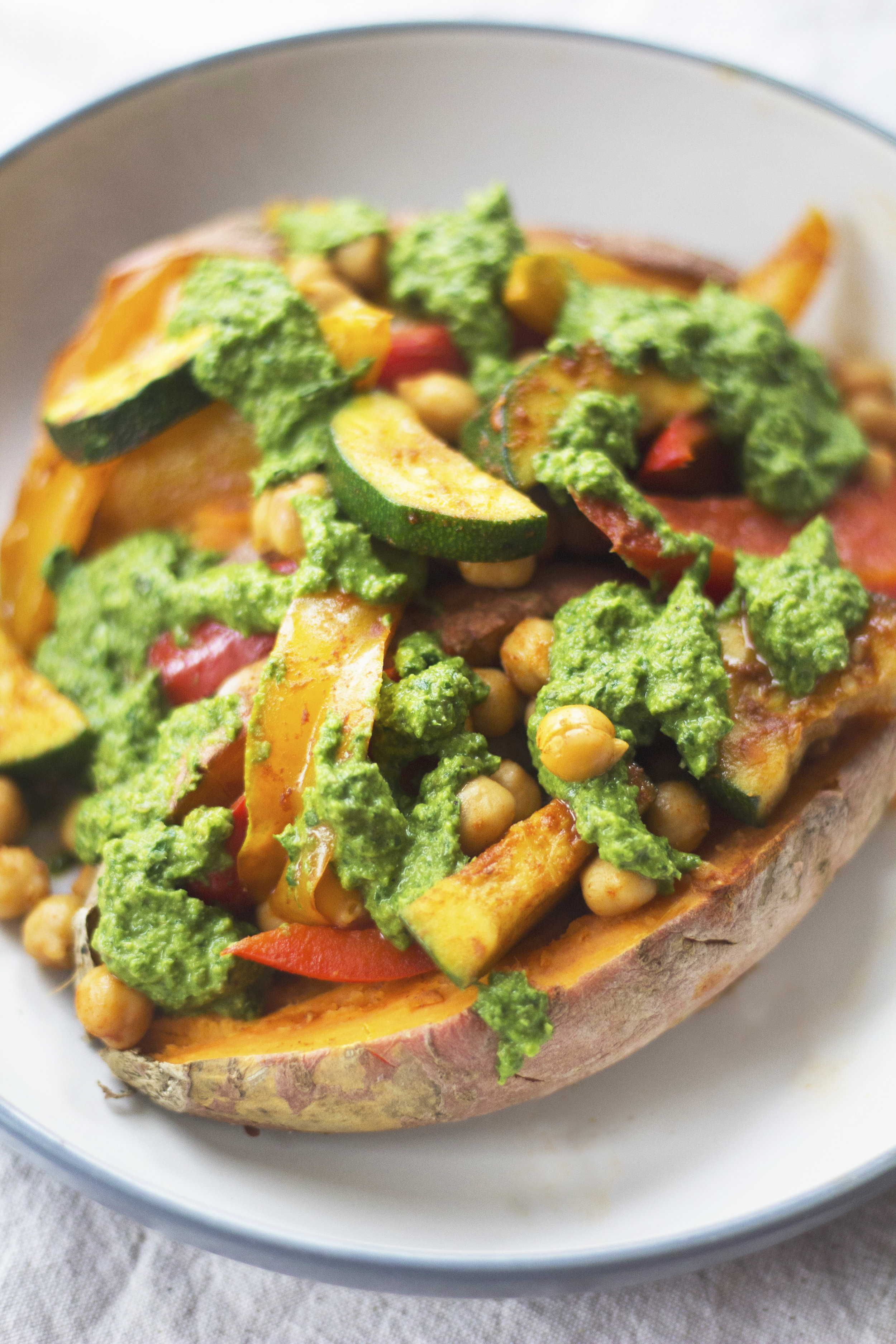 Sweet, spicy and salty are all mixed in this easy and colourful dish. - prep time5 mins  total time20 mins  serves 2-4
