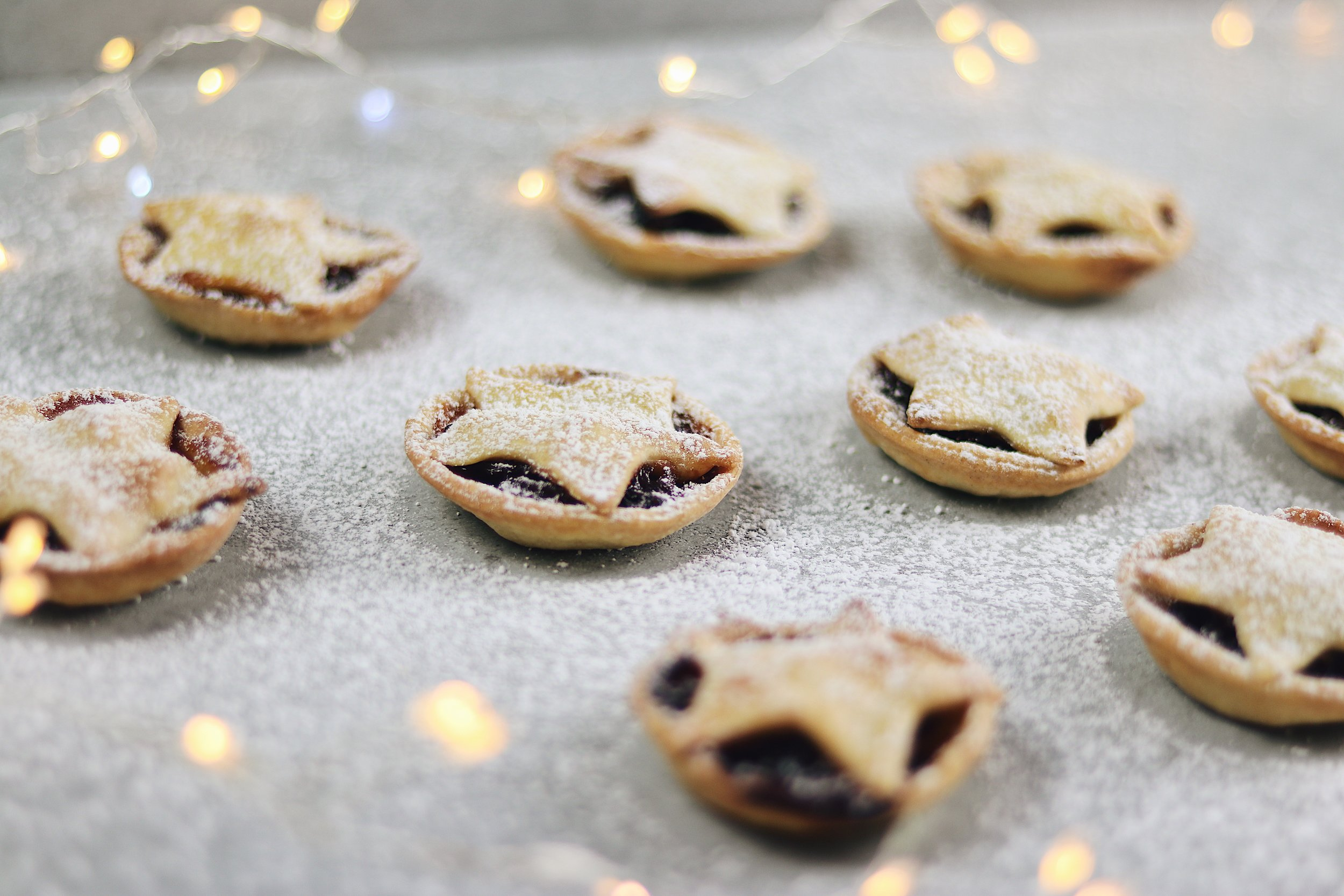 'Tis the season to eat pies! And these British classics are easily made vegan… - prep time 40 mins total time 1 hour serves 12
