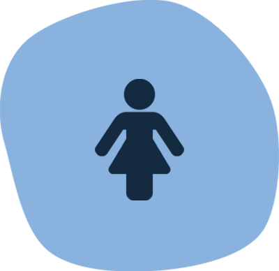 Kvinnor vs. Män - Hög visningstid för kvinnor trots mansdominerad bransch