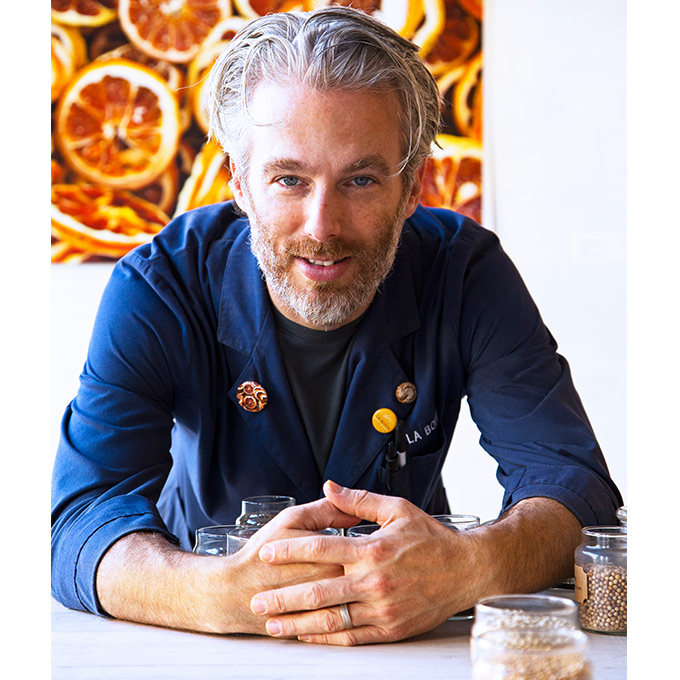 Lior Lev Sercarz, spice master. Photo by Tasting Table