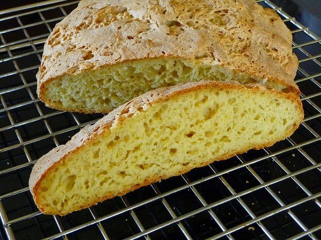 Gluten-free yeast bread. Photo by Brenda Wiley/Flickr .