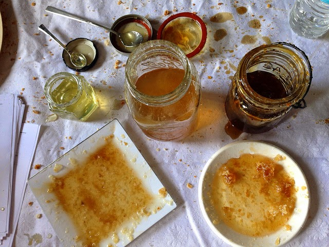 Sticky goodness at the Highline Honey Festival