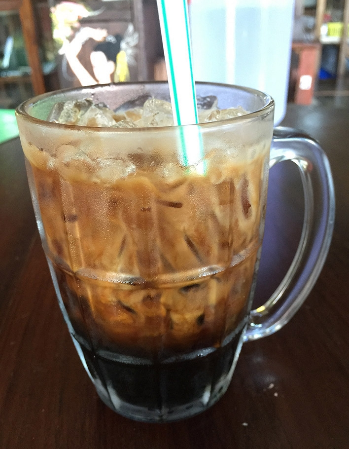 Thai Coffee $3