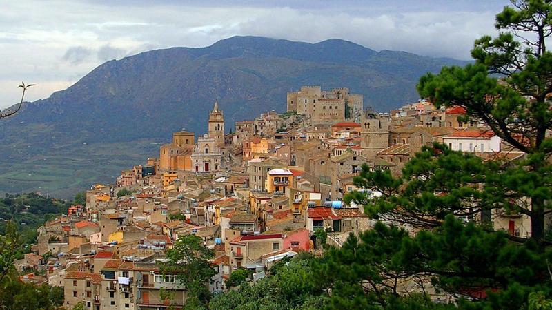 Caccamo, Sicily...where it all began