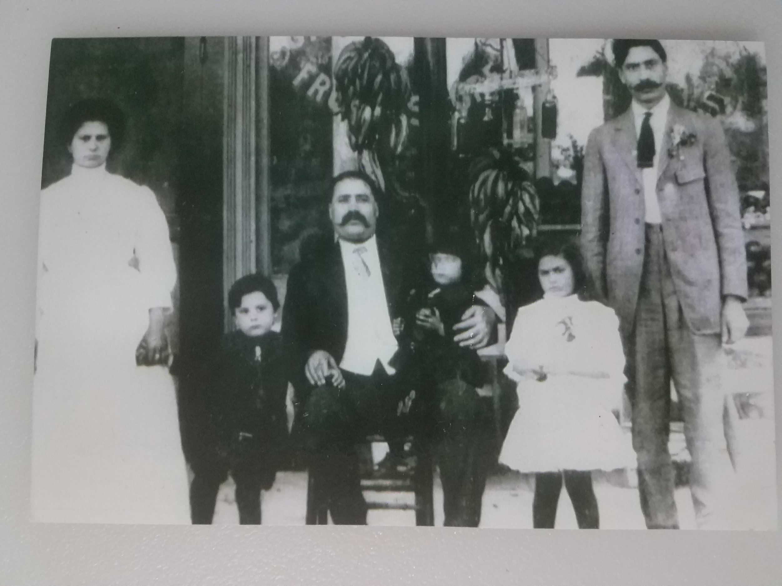 Our Sicilian Family in New Orleans
