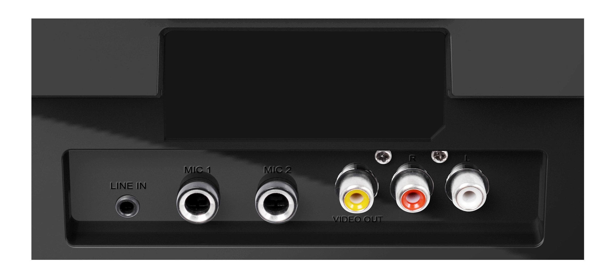 KS214B-BT Home Ashley Entertainment Karaoke System