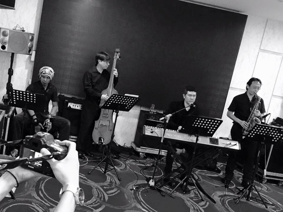 Live Band Singapore