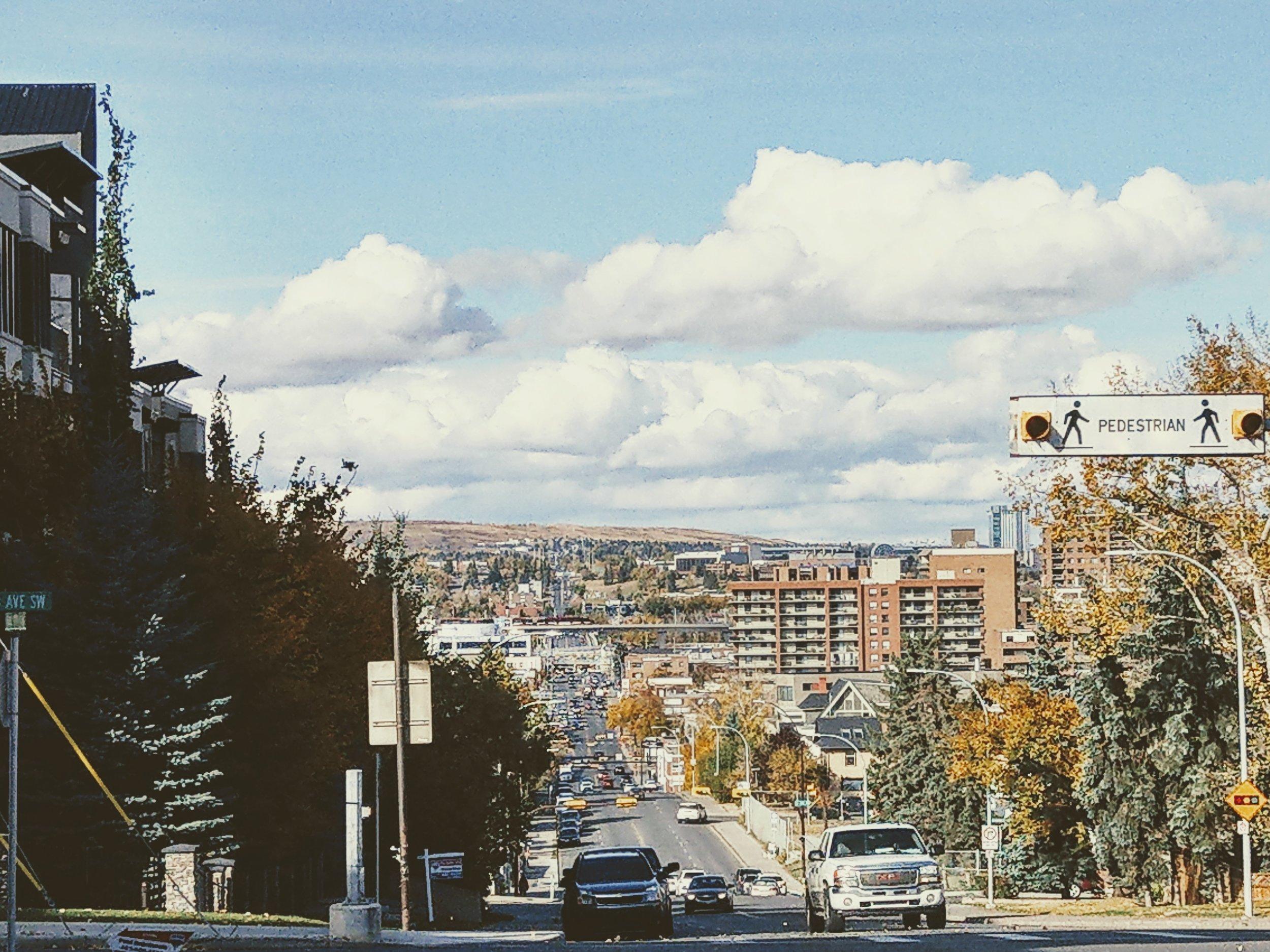 South Calgary