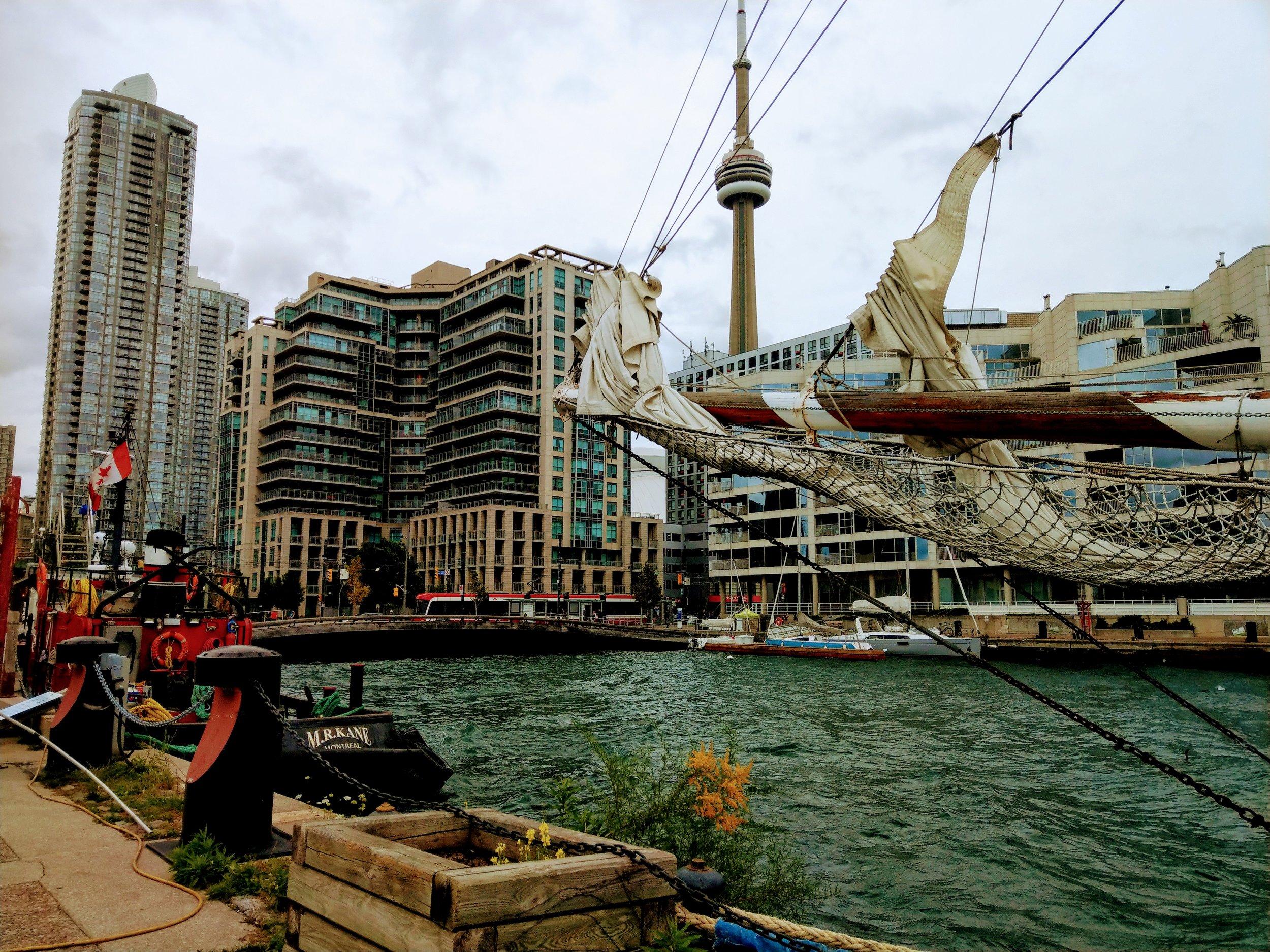 The Harbourfront, Toronto