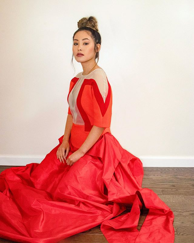 tfw you were only 1 relative away from being the direct descendant of China's Emperor Taizong of the Tang Dynasty, dang it (photographed by Antonio Jefferson, styled by Jared-Depriest Gilbert, hair by Kristen Anderson)