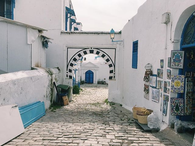 Pretty much in love with this place. #tunis #tunisia #africaismorethanonecountry #barbiesavior