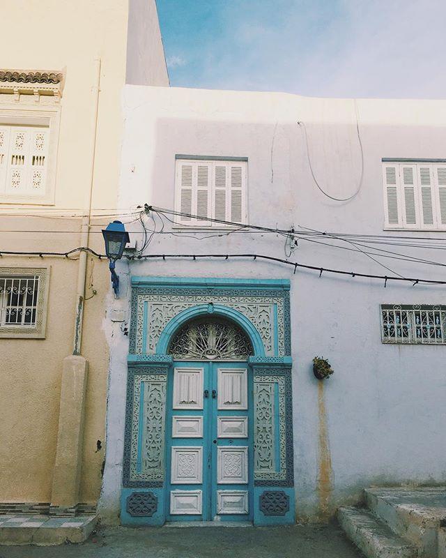 So many good doors #tunisia #adventure